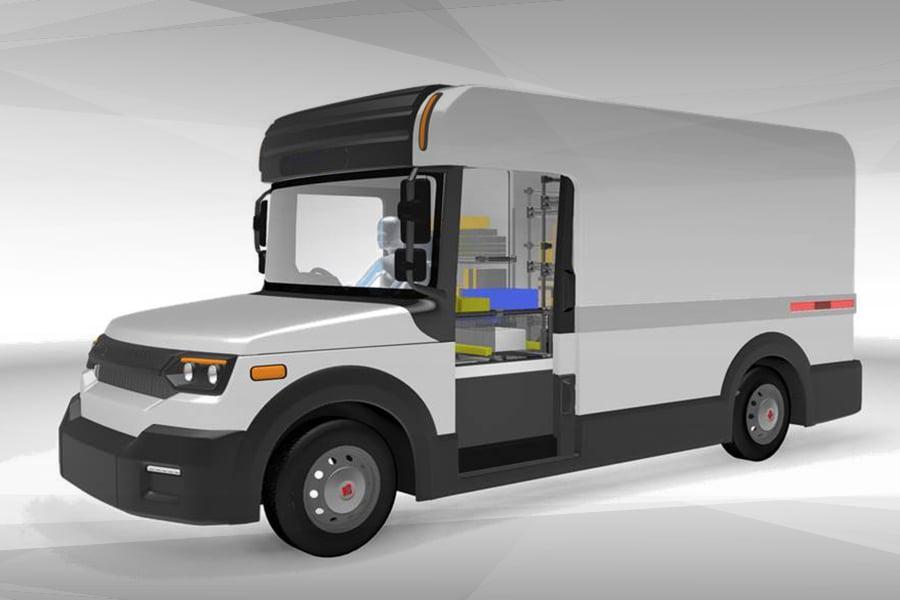 Electric Vehicles - Hexagon Studio
